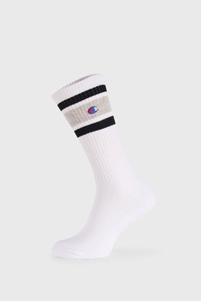 Magas szárú fehér zokni Champion Premium