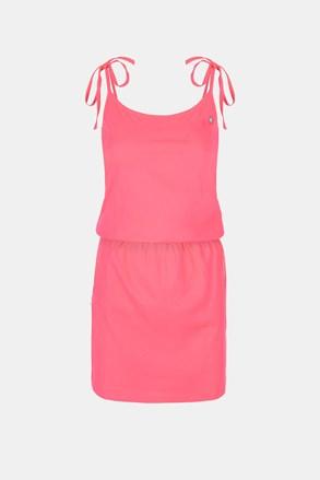 LOAP Beverly női ruha, rózsaszínű