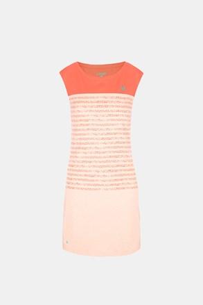 LOAP Abrisa női ruha, narancssárga