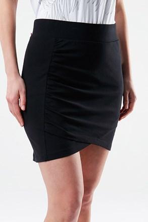 LOAP Abkuna női szoknya, fekete