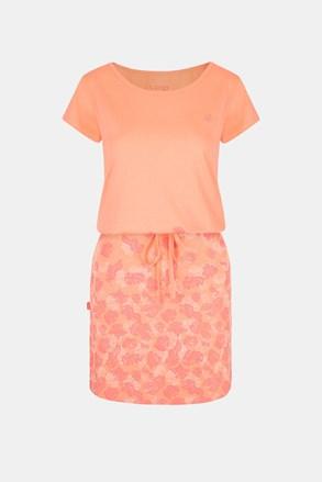 LOAP Asmen női ruha, narancssárga