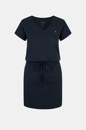 LOAP Blanka női ruha, kék