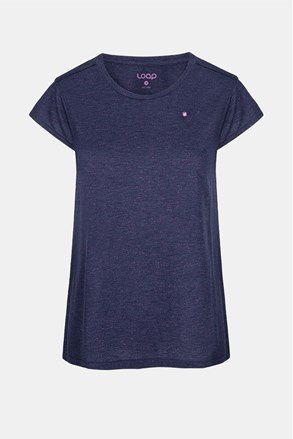 LOAP Bradla kék női póló