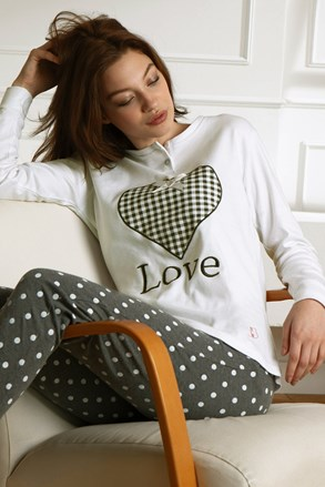 Winter Love női pizsama