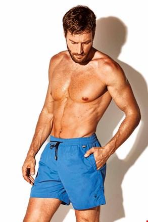 Caicco plus size férfi úszónadrág, kék