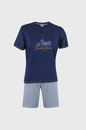 Kék pizsama Freedom dream