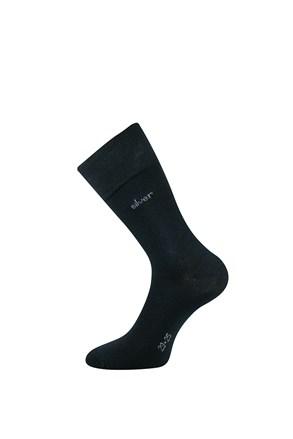 Desilve alkalmi zokni, antibakteriális védelemmel