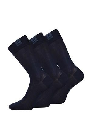 Destyle alkalmi zokni, 3 pár 1 csomagban