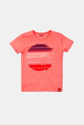 Summer fiú póló