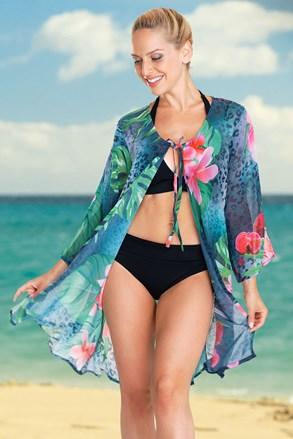 Tropical Flower női strandruha