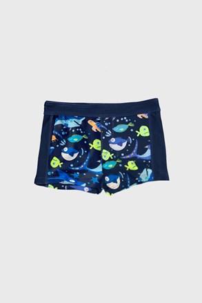 Ocean, boxeralsó szabású baba fürdőnadrág