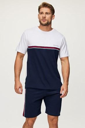 Kék-fehér pizsama Sid