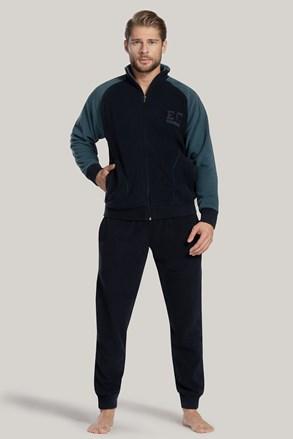 Kék szabadidő szett James, felsőrész és nadrág