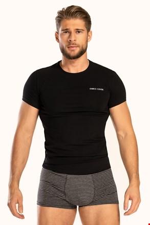 Fekete férfi szett Alaric - póló és boxeralsó