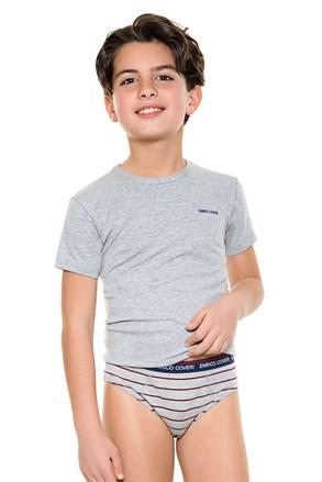 E. Coveri 4086 fiú alsónemű szett- alsó és póló