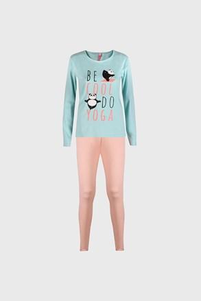 Good night menta színű lány pizsama
