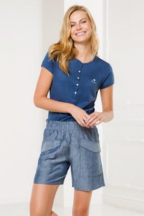 Pantalone női szabadidő szett, kék