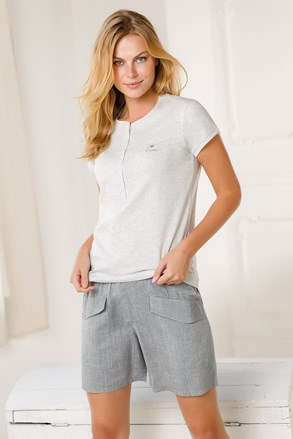 Pantalone női szabadidő szett, szürke