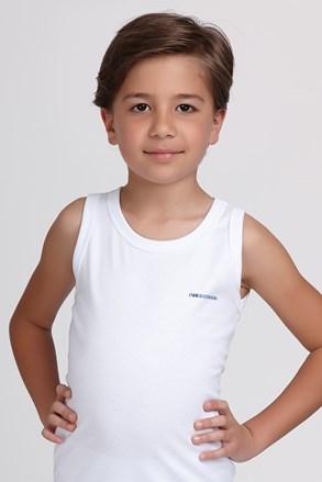 E. Coveri fiú alsó trikó, fehér