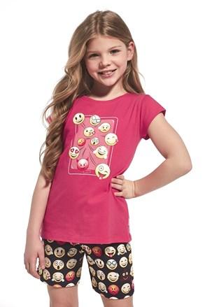 Emoticon lányka pizsama