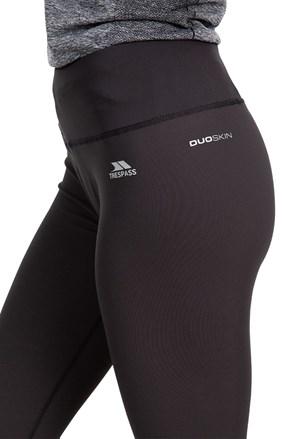 Vivien női leggings, fekete