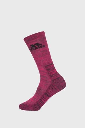 Leader Eco női zokni, lila