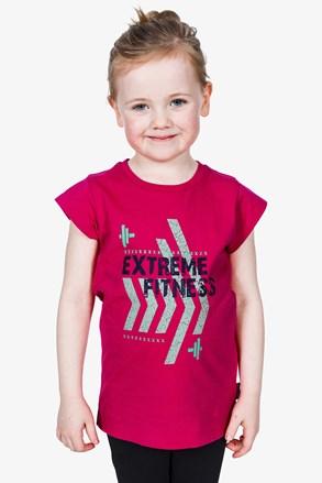 Naja lányka póló