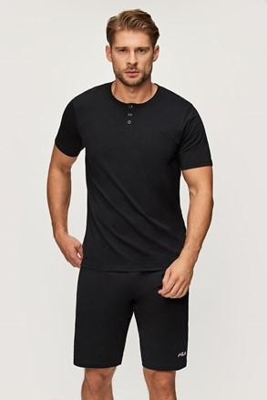 Fekete FILA Short pizsama