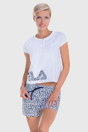 FILA Short jersey női szett, fehér