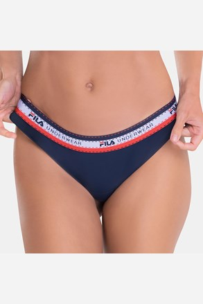 FILA Underwear Navy Brazilian női alsó, kék