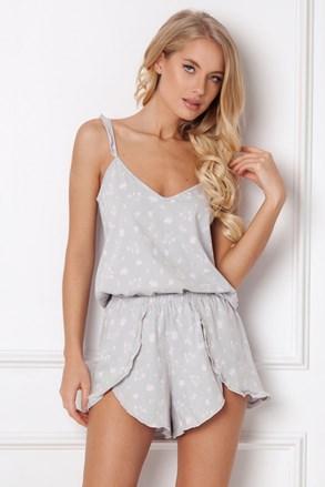 Feline női pizsama, rövid
