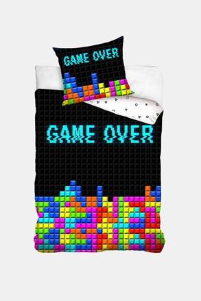 Game Over gyermek ágyneműhuzat