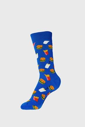 Happy Socks Hamburger zokni