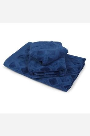 Charles kisméretű törölköző, kék