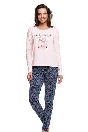Hearty női pamut pizsama