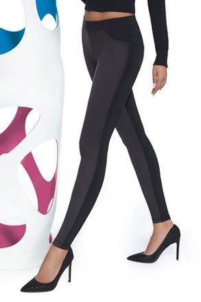 Helen téliesített női leggings