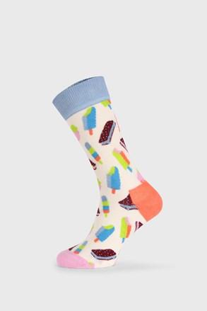 Happy Socks Ice cream zokni