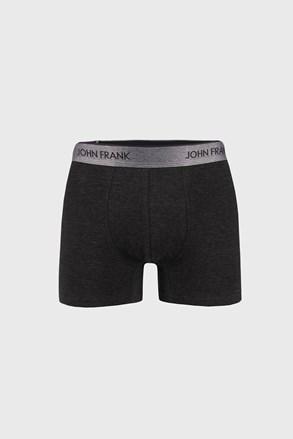 Sötétszürke boxeralsó Essentials