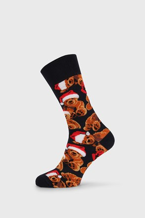 Karácsonyi zokni Teddy