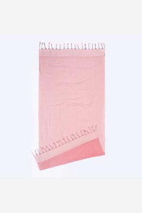 Kikoy strand fürdőlepedő, rózsaszín