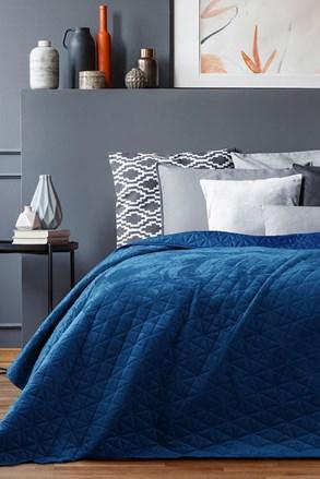 Laila Royal Blue ágytakaró