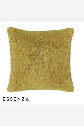 Essenza Home Lammy dekorációs párna, sárga