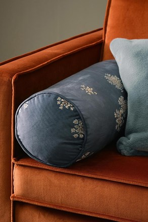 Essenza Home Lauren Indigo dekorációs párna