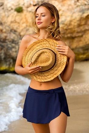 Leya blue strandszoknya