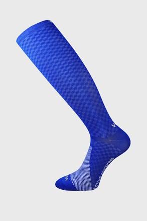 Lithe kompressziós térdzokni kék