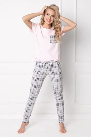 Londess női pizsama, hosszú