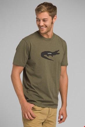 PRANA Later Alligator Journeyman férfi sport póló
