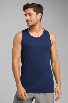 PRANA Transverse Tank férfi sport trikó