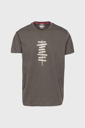 Mapping férfi póló