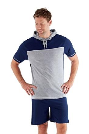 Sebastien férfi pizsama